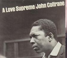 "John Coltrane ""A Love Supreme"" CD-album (DIGIPAK)"