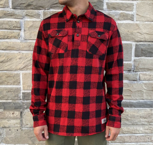 Polo Ralph Lauren Buffalo Plaid Popover Heavyweigh