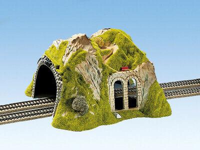 Noch H0 02430 Tunnel 2-gleisig gerade 30 x 28 cm