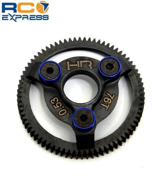 Hot Racing Traxxas Electric Rustler Stampede 48p Steel 76t Spur Gear STE876