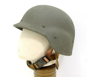 RARE Italian Amy Special Forces Combat Helmet Ballistic Armour Helmet SF