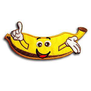 Banana Patch Iron on Rockabilly Sew Cherry Monkey Kids Fruit Bunch Cartoon Cute