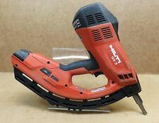Hilti Gx3 Gas Actuated Nailer Nail Gun Fastening Tool Pre Owned