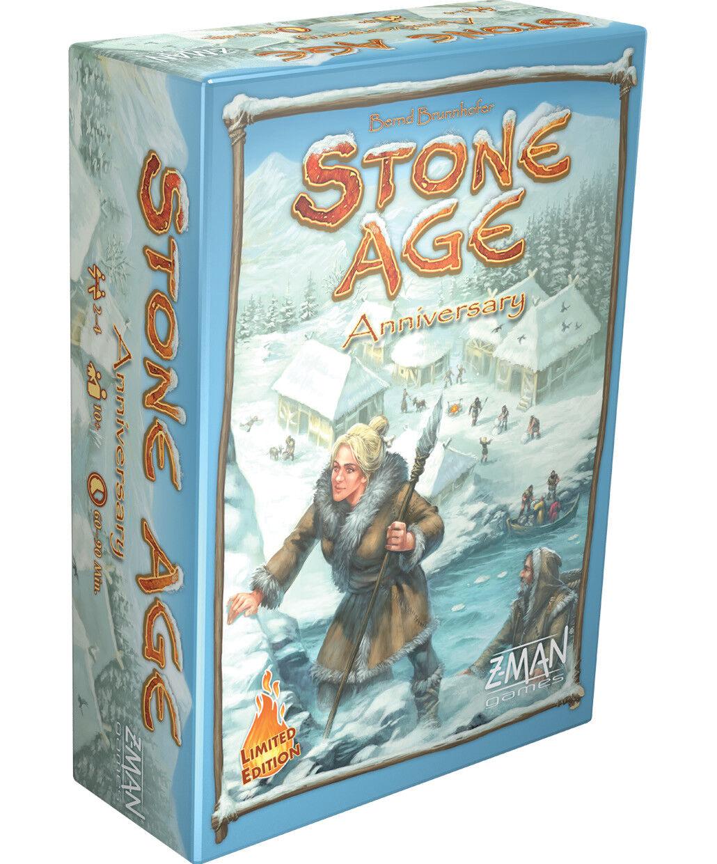 MW| STONE AGE ANNIVERSARY EDITION (PRE-ORDER) -ENGLISH- -ENGLISH- -ENGLISH- | 2018 Z-MAN GAMES e690c3