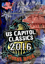 2016 U S Capitol Classics and China Open Tournament DVD 2 and half hours long