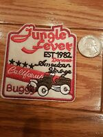 Jungle Fever Buggy 3 X 3 - Embroidered Patch Fashion Iron Or Sew On