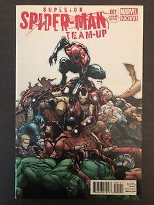 Superior-Spider-Man-Team-Up-1-1-50-Variant-Marvel-2013-Comic-Book