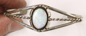 Opal-Southwestern-Sterling-Silver-Bracelet-1206D-19