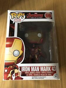 Marvel-Avengers-Age-Of-Ultron-Iron-Man-Mark-43-Funko-Pop-Vinyl-Figure