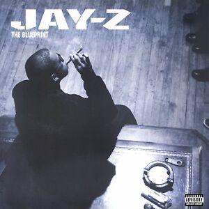 Jay-Z-The-Blueprint-180g-2LP-Vinyle-MP3-Gatefold-Roc-A-Fella-Records-NEUF
