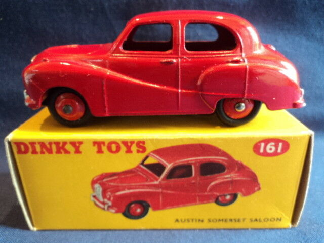 Thinky, 1950, Austin Somerset, no. 161, N   menta.