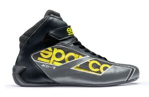 SPARCO MERCURY KB-3 SHOES KARTING BOOTS BLUE Rally Race