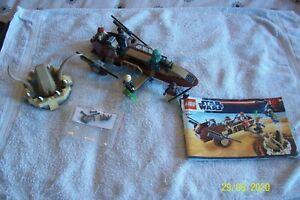 LEGO-STAR-WARS-9496-DESERT-SKIFF-COMPLET