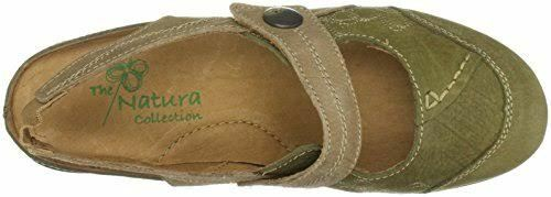 scarpe Loafers 6 Casual On Ladies Womens Footbed Sole New Leather 8 Slip Padders xwItS0nqPn
