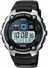 Casio Digital Men's Watch, 200 Meter WR, Chronograph, 5 Alarms,   AE2000W-1AV