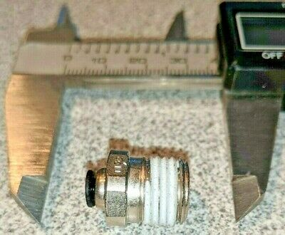 """Parker Legris 3175 53 11 1//8/"""" Tube Push to Connect to 1//8/"""" NPT Male Adapter NEW"""