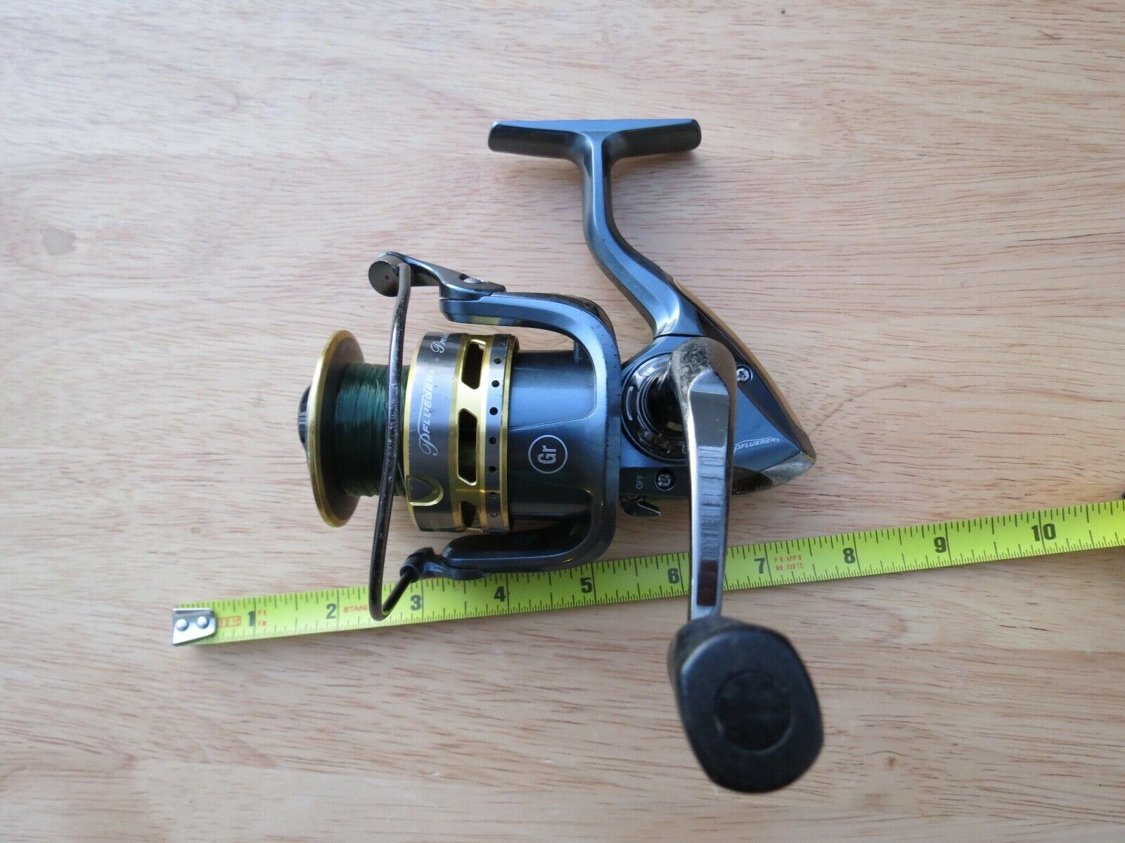 Pflueger President fishing reel (lot)