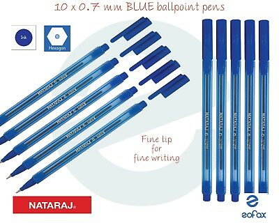Ideal for OFFICESCHOOLHOME Retractable Ballpoint Pen BLACK, BLUE /& RED
