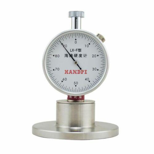 LX-F Shore Duromètre éponge mousse dureté Meter Testeur//LX-F éponge Duromètre