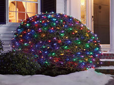 * BLOW OUT SALE * 150 LED's SOLAR Christmas Net Lighting - multi color