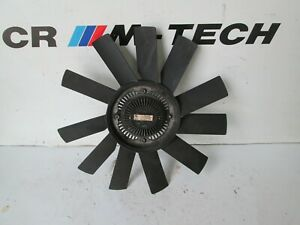 BMW-E36-M3-323-325-328-M52-acoplamiento-viscoso-ventilador-con-palas