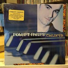 "[EDM]~SEALED 12""~ROBERT MILES~Children~[x4 Mixes/Remixes]~{1996~ARISTA~Issue]~"