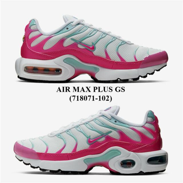 Nike Air Max Plus GS Running Shoes