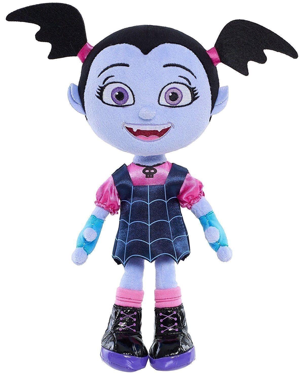 "New VAMPIRINA PLUSH 10/"" Jr Junior Vee NEW HTF STUFFED Doll Animal Toy BirthDay"
