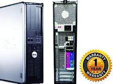 Dell PC DESKTOP COMPUTER 780 1TB Intel Core 2 Duo 2.93GHz 4GB Window XP Sp3