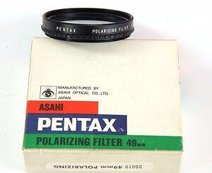 PENTAX-ASHAI-FILTRO-POLARIZZATORE-49mm-35019