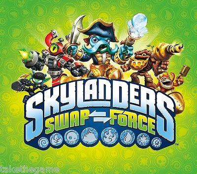Skylanders swap force Blizzard Chill Série 2 Neuf Scellé Activision