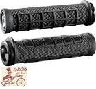 ODI ELITE PRO LOCK-ON BLACK BMX-MTB BICYCLE GRIPS