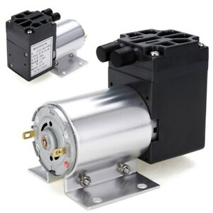 DC12V-Mini-Vacuum-Pump-Negative-Pressure-Suction-Pump-5L-min-120kpa-With-Holder