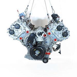 engine Mercedes Benz C-KLASSE S205 W205 63 AMG V8 177980 M 177.980