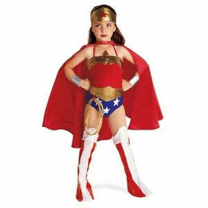 WONDER-WOMAN-CAPE-amp-LASSO-OF-TRUTH-GIRLS-COSTUME-FROM-WALMART