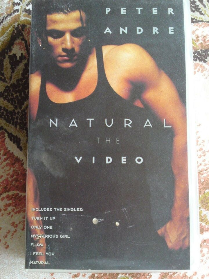 Musikfilm, Peter Andre - natural the video
