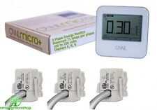OWL Micro+ CM180 (3 Phase) Wireless Energy Monitor, Electricity Cost Meter