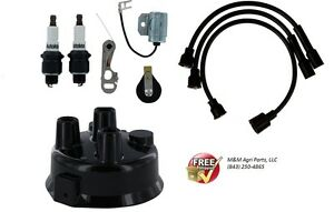 JOHN-DEERE-M-MT-40-320-330-420-430-440-2-CYLINDER-TRACTOR-IGNITION-TUNE-UP-KIT