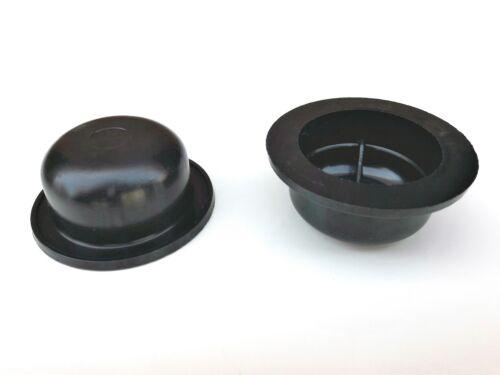 runder Möbelgleiter zum antackern  Möbelfuß Möbelerhöhung Kunststoff 15mm 25mm