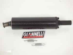 Silencieux D échappement Giannelli Moto Giannelli 14019 Neuf