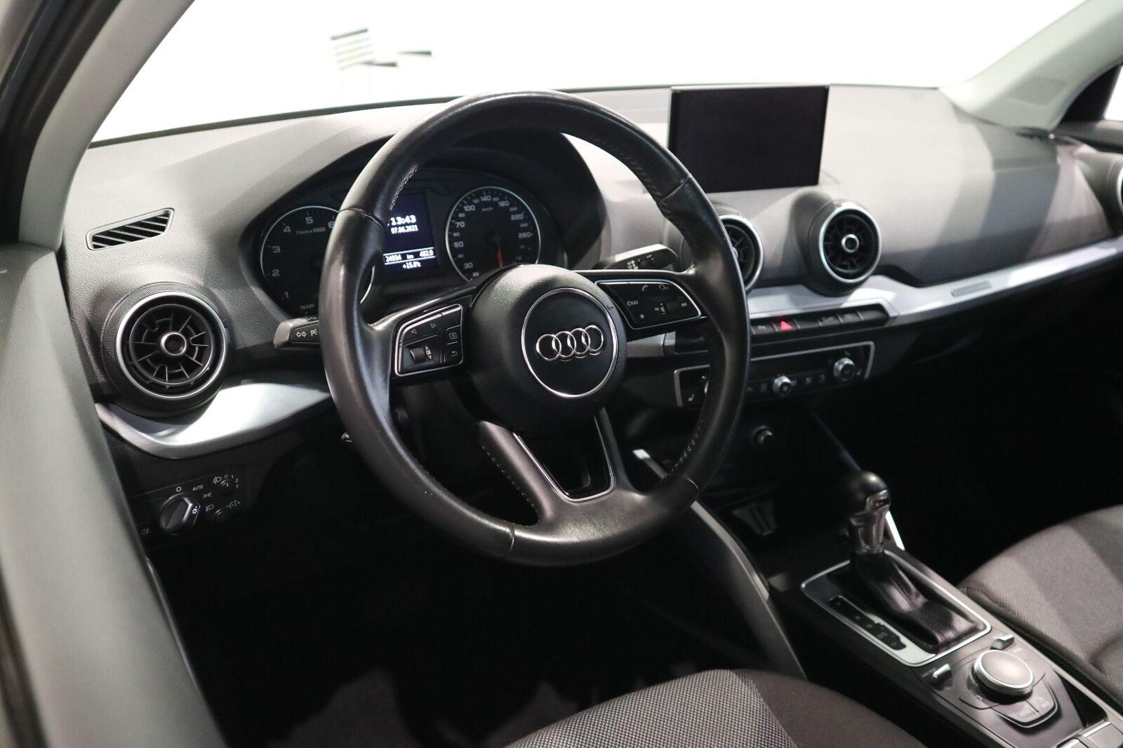 Audi Q2 1,4 TFSi 150 Sport S-tr. - billede 10