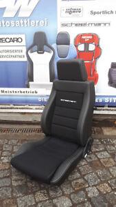 2x Scheelmann Sportsitze Mit Sitzheizung Keine Recaro Neu Toyota Hilux Patrol Ebay