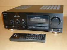 SONY STEREO AMP INTERGRATED AMPLIFIER BLACK LBT-V701 / TA-V701 DYNAMIC BASS