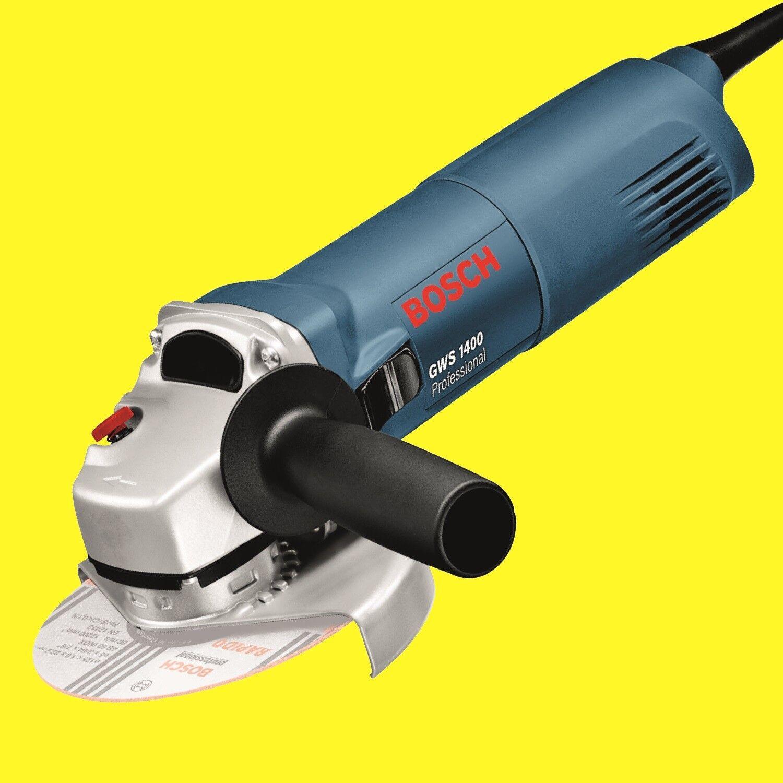 BOSCH Winkelschleifer GWS 1400 125 mm im Karton 0601824800