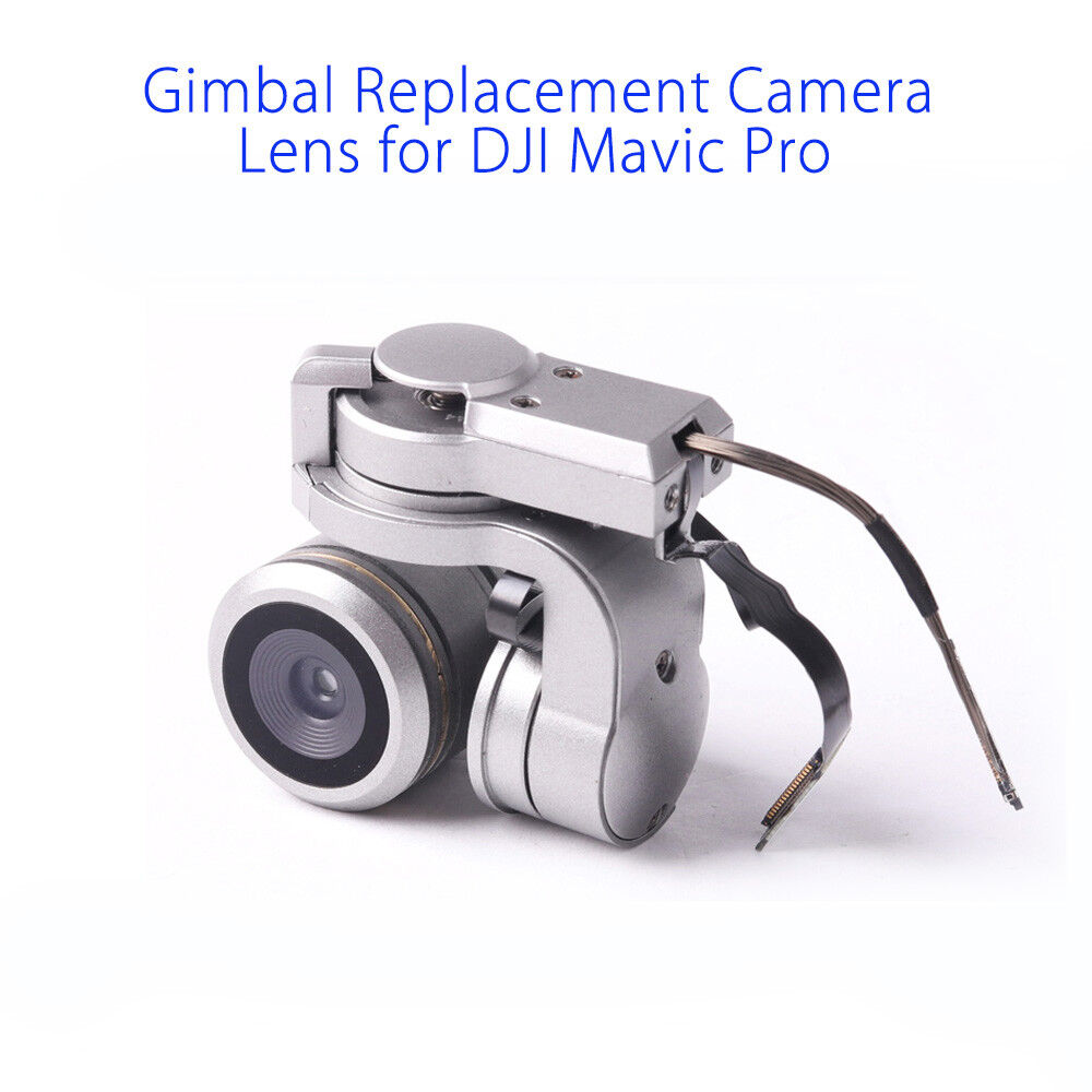 Genuine DJI Mavic Pro Gimbal Camera 4K Replacement Part Repair Camera Lens Hot