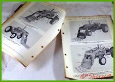 John Deere 40 330 1010 35 Farm Loader Parts Catalog Pc683 Dealership Copyusa