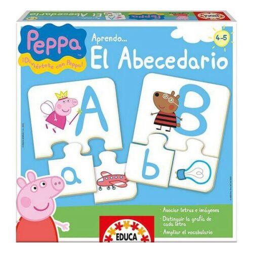 Lernspiel El Abecedario Peppa Pig Educa ES