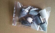 Schleifstifte sortiert  6 mm Schaft Durchmesser 8 Stück ETSS-setmix6