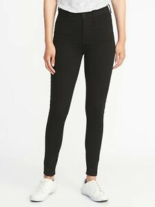 0500d44ac37 Old Navy High-Rise Built-In Sculpt Never Fade Rockstar Jeans Size 2P ...