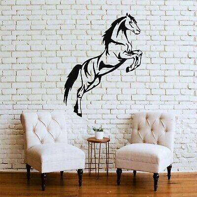 Metal Wall Art Metal Horse Metal Wall Decor Farm Decor Horse Lover Gift 5078 Ebay